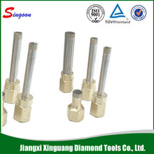 Diamond Electroplated Glass Cutting Diamond Drill Bits Used To Make Hole On Glass ,Ceramic Tile