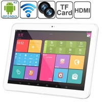 PiPO Max-M9 Pro Silver 10.1 inch HD Capacitive Touch Screen 2GB RAM + 32GB ROM