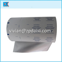 aluminium foil colored cigarette rolling paper