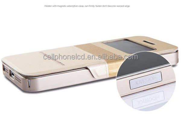 For iPhone Case, for iPhone 5 5G 5S Book Style Case with Sliding Key