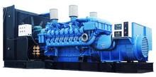 800KW diesel generator powered by MTU engine