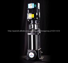 centrífuga multistage vertical bomba de agua de gasolina