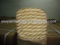 Tussah Native Bleached Silk Fiber from Xiuyan Longda Silk