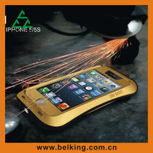 Love mei cases dirt/Shock/water proof case for iPhone 5/5S Love mei for iPhone 5