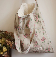 top quality muslin tote canvas cotton bag