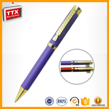 Contact us now,1% -10% discount!Promotioanl thin stick ball pen with clip