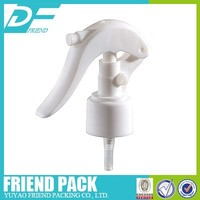 24/410 white mini trigger sprayer with excellent spray,white mini plastic trigger sprayer 24/410 28/410,premium mini trigger