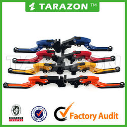 Factory price CNC clutch brake levers for yamaha jog scooter