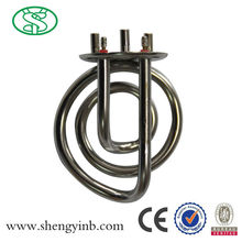 round silicone rubber heater element for teapot