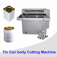 Hot Sell Semi automatic Tin can gang slitter cutter