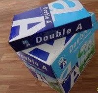 Competitive Price A4 Copy Paper, Double A A4 Paper 80GSM