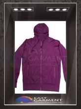 Custom Design Hot sales outdoor waterproof zip Plain women golf jacket
