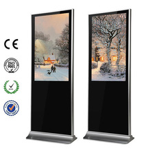 55 Inch Commercial Standing LCD Digital Signage Display