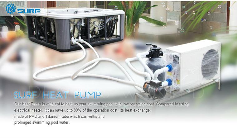 Changeur de chaleur piscine pompe chaleur utilis - Echangeur pompe a chaleur piscine ...