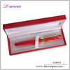 Cheap price logo printed china red metal advertising ball pen