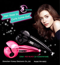 High quality different curl effects pro electric ceramic hair styler