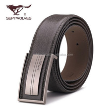 Famous Brand Special Design genuine leather belt men italian leather Male Belt