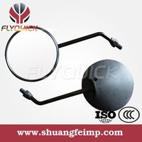 ZF001-127 FLYQUICK Wholesale price side mirror for HONDA LX250 from china manufacturer