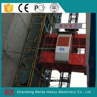 Supply New China SC200/200, 2*2t, 2*20 passenges SC Building Hoist Elevator