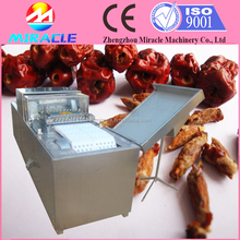 Miracle brand patent certificated good quality dates pitting machine/dates pitter machine