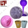 Raw Silicone Rubber RoHS FDA Food grade silicone rubber