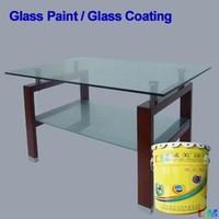 Acid & alkali resistant Liquid Crystal Spray Paint for Glass