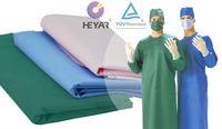 Cotton Poly Stretch Doctor Nurses Medical Uniform Fabric