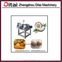 New arrival coconut dehusker/dehusking machine