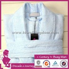 Factory Price Bamboo Fiber Shower Robe, Bath Robe For Women