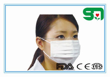 Surgical face mask ,CE/FDA/ISO13485/NELSON