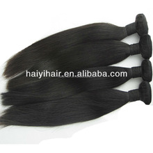 Thick Ends ! Factory 100% Virgin Hair Brazilian Hair Sew In Weaves