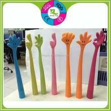 flexible silicon finger pen