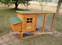 Hot Sale Wooden Chicken House with Large Run