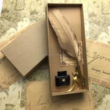 Best sale Shenzhen factory wholesale Plume Pen For Promotion
