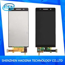 lcd display with touch glass digitizer screen for HUAWEI ASCEND P6
