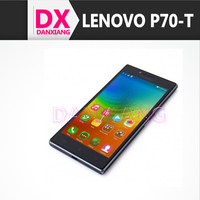 Unlocked Lenovo P70T P70-T 5.0 Inch Screen MTK6732 64-bit Quad Core Android 4.4 2+16GB 4G LTE Mobile Phone