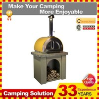 antique outdoor pizza oven fireplace for home