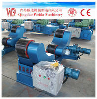 WDZT-20T welding turning rolls for wind tower manufacturing