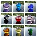 Bola de cristal, bola de cristal pieza central, diferente color de las bolas de cristal