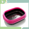 High quality pet accessory plastic pet toilet for cat