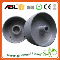Newly die casting end cap/forged casting end cap/precise casting end cap