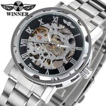 2015 winner cheap custom oem stainless steel mens automatic skeleton wholesale watch brands chinese