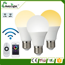 Convenient Easy Installed Bulb Surpported by Android/IOS Dimmable CE certificate