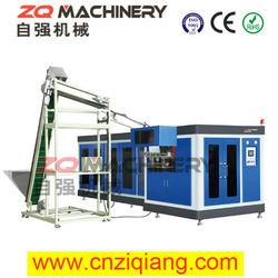 huangyan PET stretch blow molding machine black pe bottles for liquid oil child resistant lid