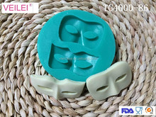 2015 New Style Of Mask Silicone Mold