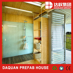 Modern & smart low cost prefab container house and mobile container home made in DAQUAN