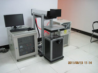 yag Laser marking machine mark on tools,keyboard and hardware etc/mark on metals/water cooling and high speed