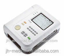 CE approved JH-1200B 12 channel 5.7 inch ecg machine with good price