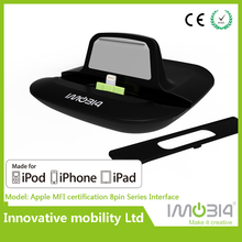 For iPhone 5s/6/6 plus/iPad/iPod MFI Desktop Charger, Docking station, Charging dock