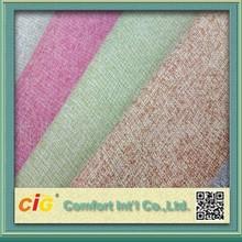 velour fabrics 80% cotton 20% polyester free sample